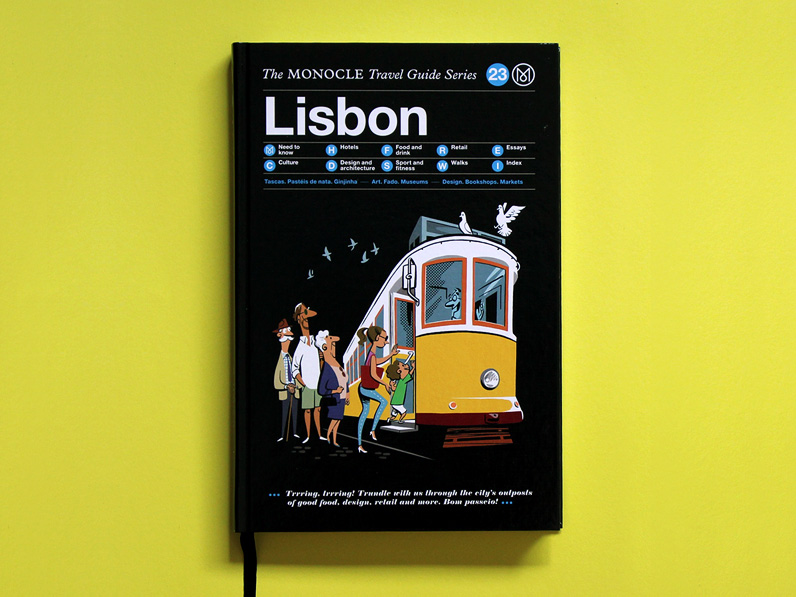 The MONOCLE Travel Guide Series - Lisbon